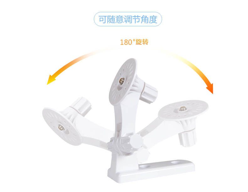 Shaking-head WIFI Home Smart CCTV Security Camera Ceiling Wall Mount Bracket Stand