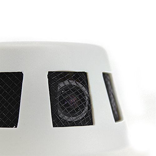 720p Spy Camera with Network Covert Smoke Detector with 3.7mm Pinhole Lens support Onvif